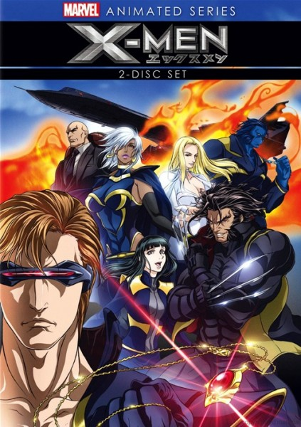 Watch Movie X-Men Anime Serie - Season 1