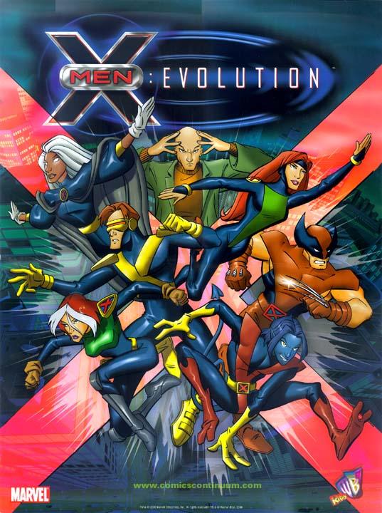 Watch Movie X-Men: Evolution - Season 2