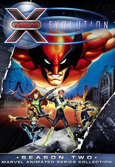 Watch Movie X-Men: Evolution - Season 3