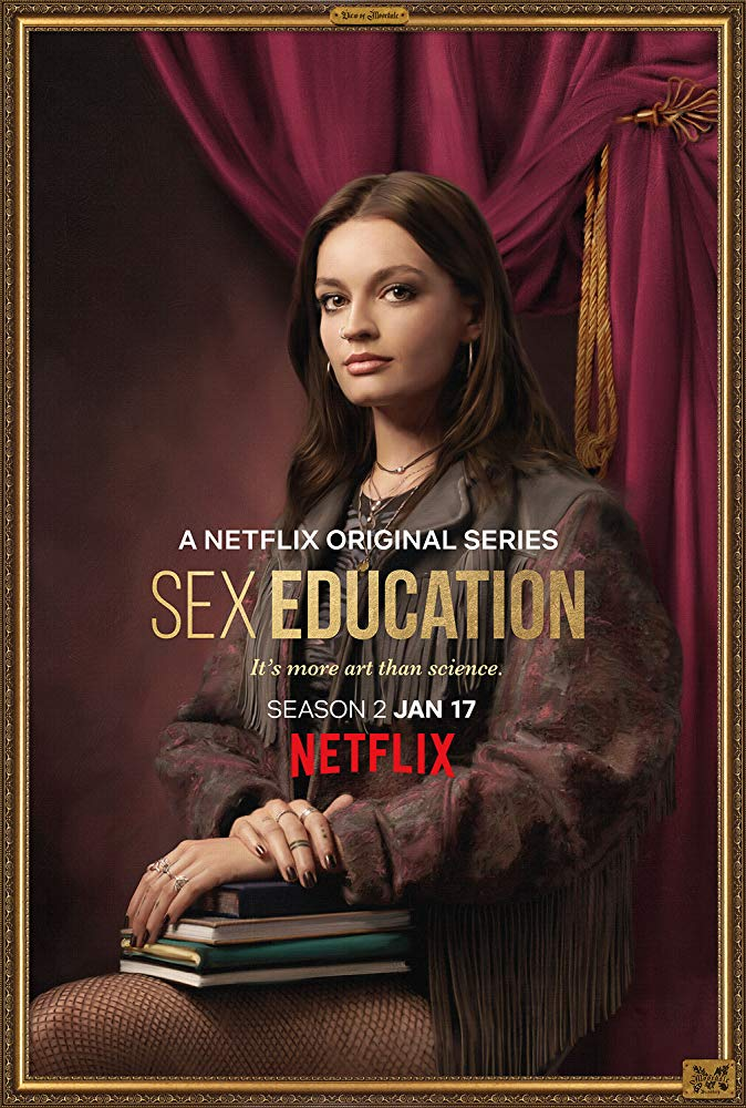 Watch Movie Sex Education - Season 2