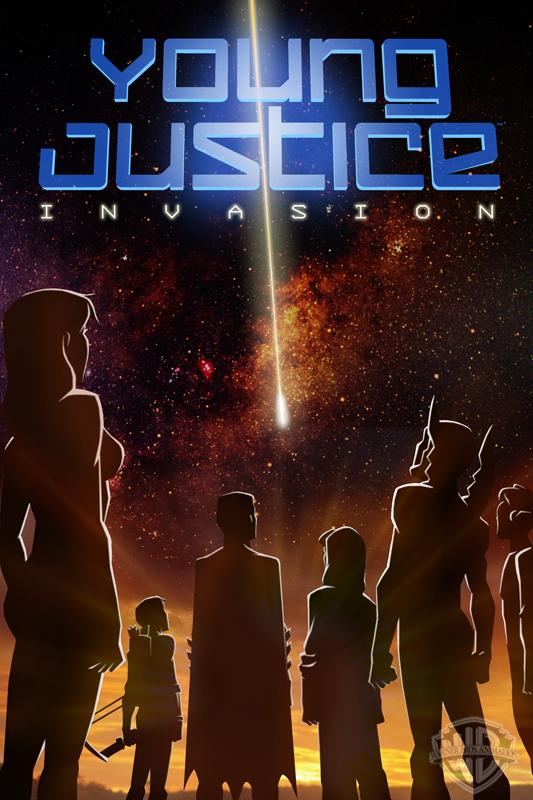 Watch Movie Young Justice - Season 2