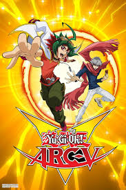 Watch Movie Yu-Gi-Oh! Arc-V