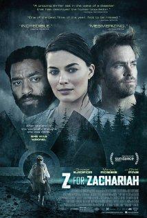 Watch Movie Z For Zachariah