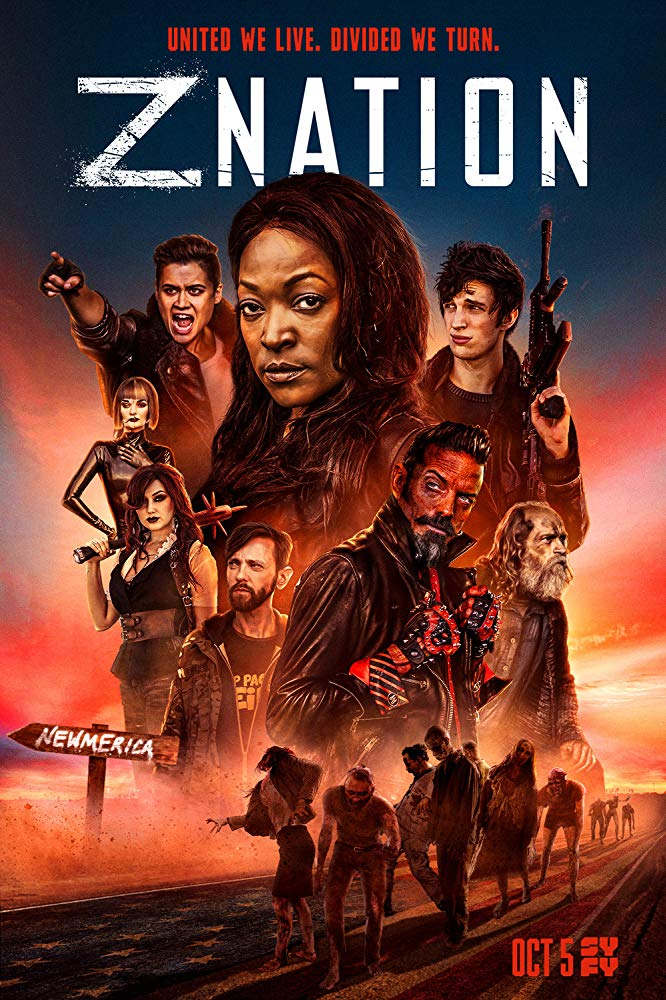 Watch Movie Z Nation - Season 5