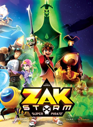 Watch Movie Zak Storm - Season 01