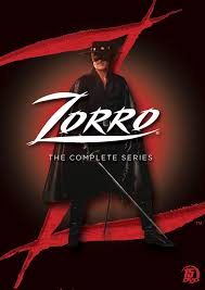 Watch Movie  Zorro season 1